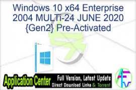 Windows 10 Pro x64 v2004 es-ES - ACTiVATED June 2020 Update