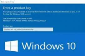 Windows 10 Pro X32 & X64  product key and windows usb instal
